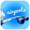 Airport & Airlines Guide. Flights, car rental, shuttle bus, taxi. Arrivals & Departures.