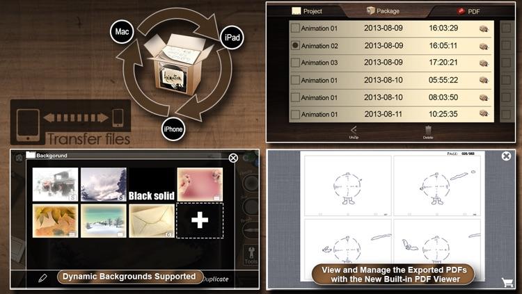 Animation Desk™ for iPhone screenshot-4