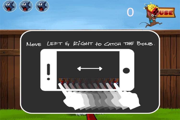 Mouse Kabomb Chase Pro Version - Endless Racing Game screenshot-3
