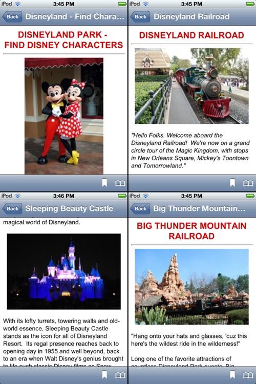 Disneyland Mobile Guide