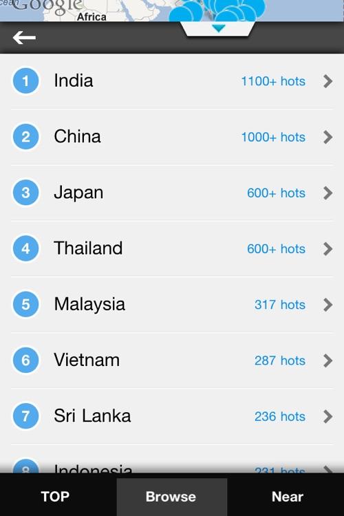 World Travelpedia - 50000+ Global Attractions screenshot-4