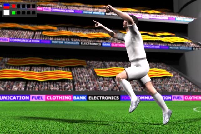 Barcelona vs Madrid Screenshot