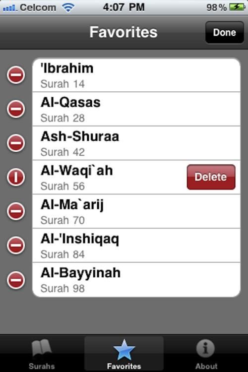 Holy Quran Recitation by Sheikh Abdul Wadud Haneef screenshot-3