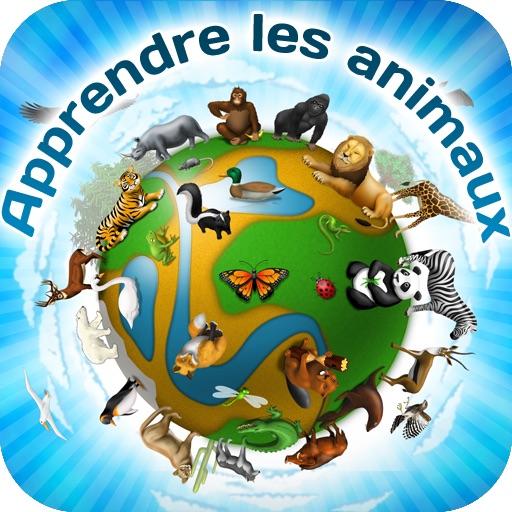 Animaux du zoo : jeux de sons, puzzles et mots pour les enfants