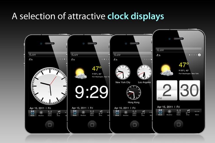 Alarm Clock HD by iLuv