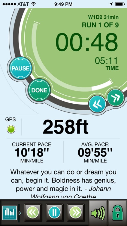 Ease into 5K: run walk interval training program screenshot-2
