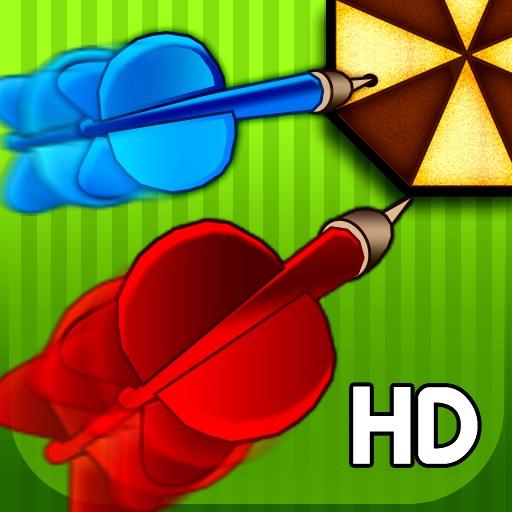 Crazy Dart Shooter HD