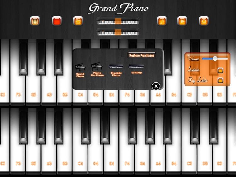 3D Piano HD screenshot-4