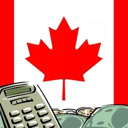 Canadian Sales Tax Calculator Plus