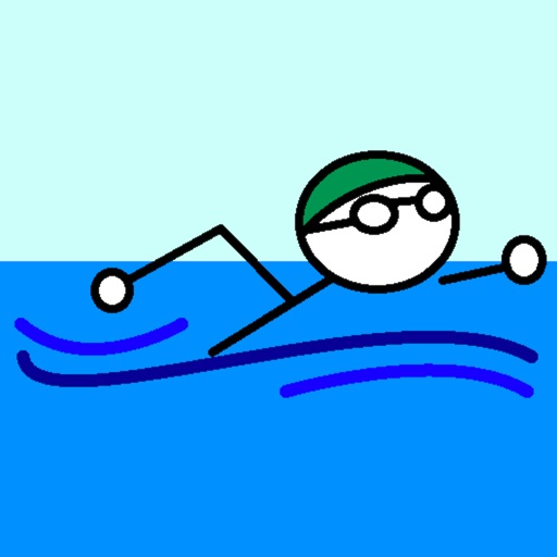 Stickman Swimming Lite