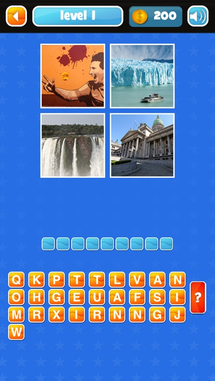 Guess The Country: Find The Place In A 4 Pics World Quiz Game For Boys, Girls and Family