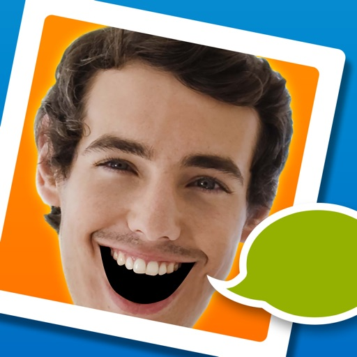Talking Face - Photo Booth a Selfie, Friend, Pet or Celebrity Picture Into a Realistic Video