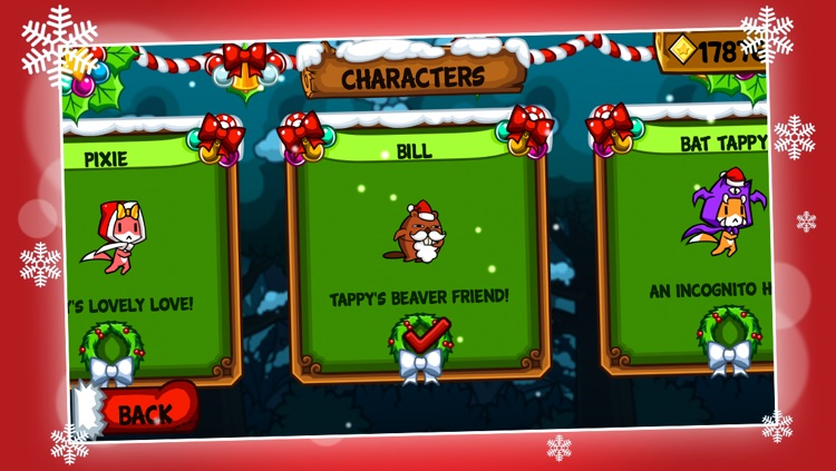 Run Tappy Run Xmas - Christmas Mission screenshot-3