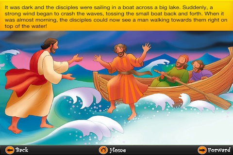 My Bible To Go – Interactive Children's Bible screenshot-4