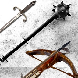 Medieval Builder Weapons