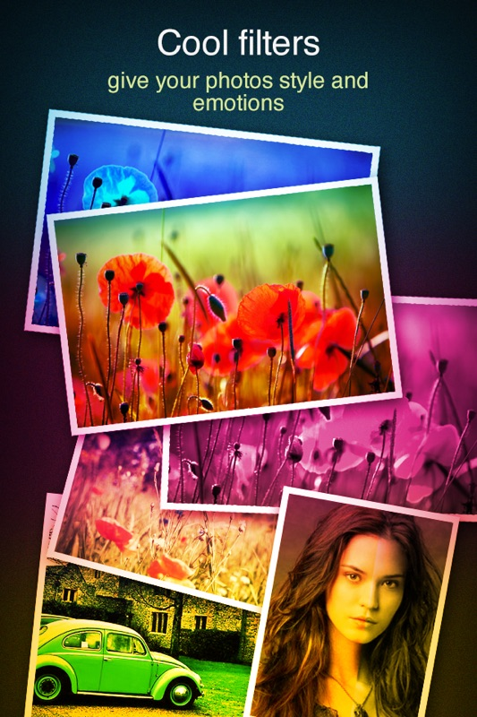 InstaCam-Picture editor,pic frame,image effect edit,App for