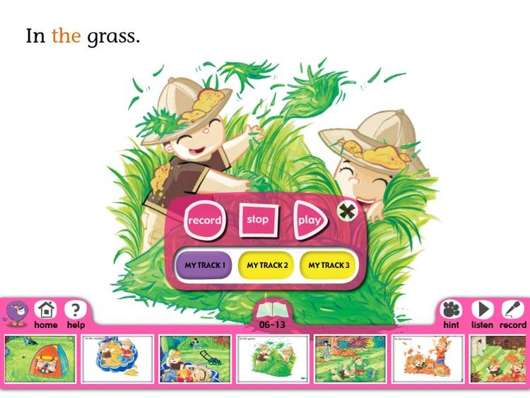 Collins Big Cat In The Garden Story Creator