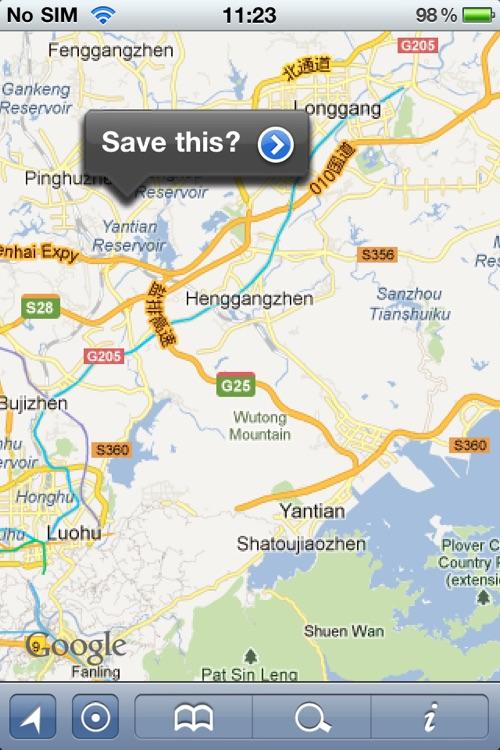 """Shenzhen fline Street Map English Chinese æ·±åœ³ç¦ çº¿è¡—é""""地图 by"""