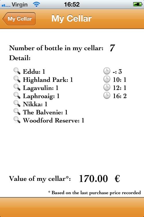 WhiskyBook screenshot-3