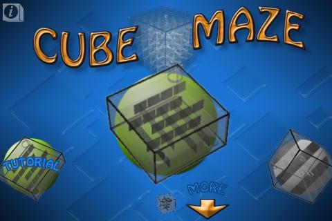 Cube Maze screenshot-3
