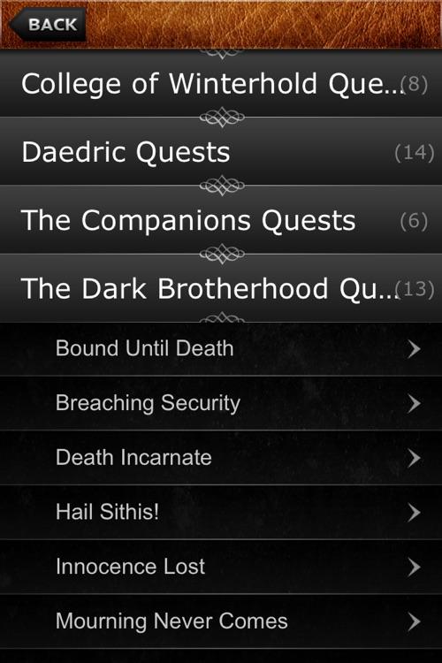 Pocket Guide For Skyrim