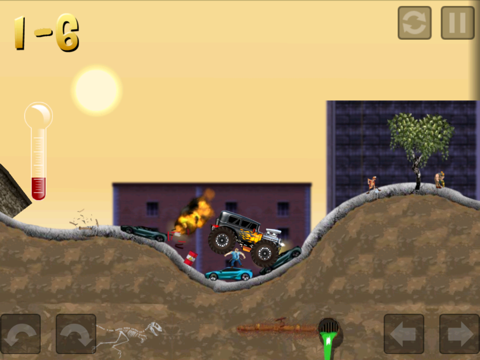 Скачать Action Truck Racer