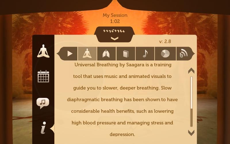 Pranayama Free Screenshot
