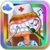 Crazy Dentist Free-Kids Game HD