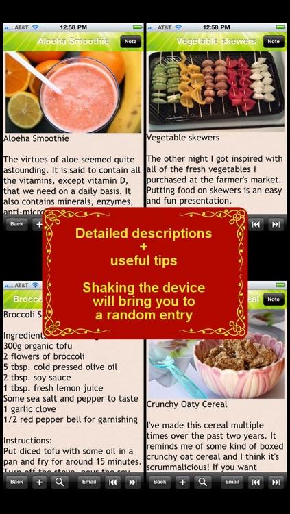 Alkaline Food Recipes