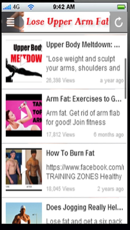 Lose Upper Arm Fat App:Get Rid of Arm Fat Now and Forever+ screenshot-3