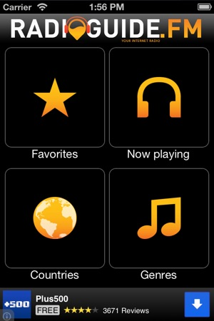 radioguide fm internet radio on the app store rh itunes apple com free internet radio guide windows internet radio guide