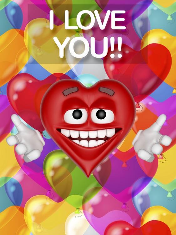 Emoji Party - Talking Emoji Free Video Maker for YouTube, Text, WhatsApp, Kik, Viber, Tango, ooVoo, iFunny, WeChat plus Tumblr screenshot-3