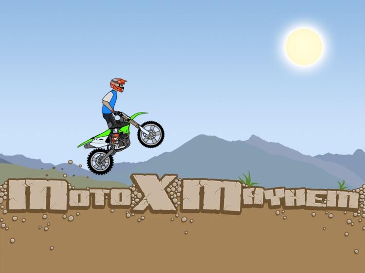 Moto X Mayhem for iPad!