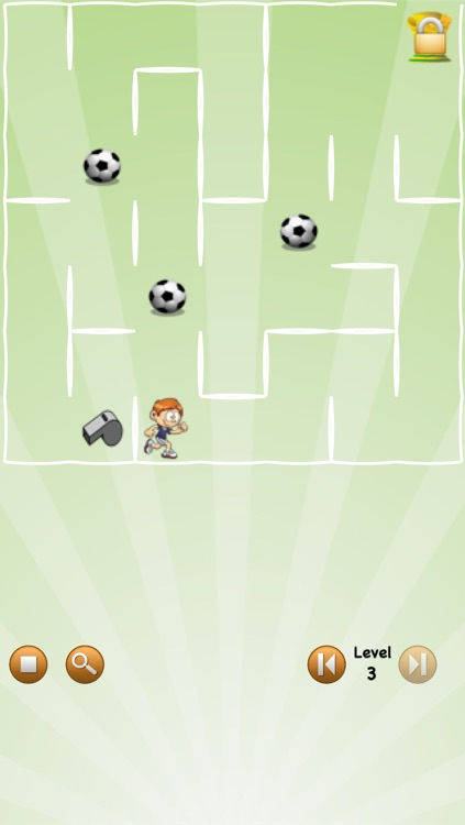 World Champion Soccer Brazil (catch all balls and win the cup)