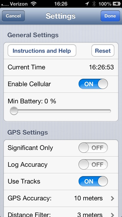 GPX Master+ screenshot-3
