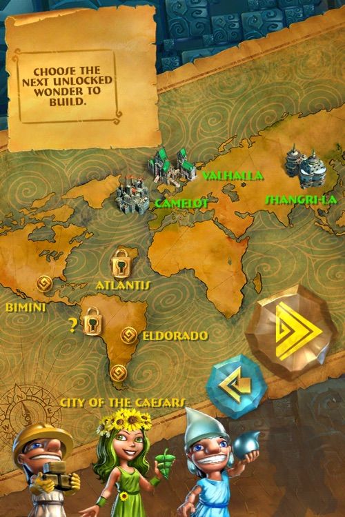 7 Wonders:  Magical Mystery Tour screenshot-4