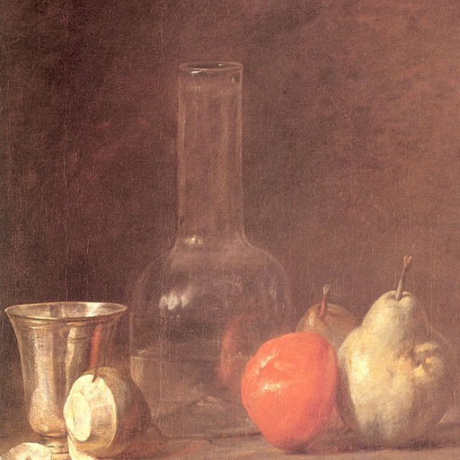 Jean-Baptiste Chardin Virtual Art Gallery