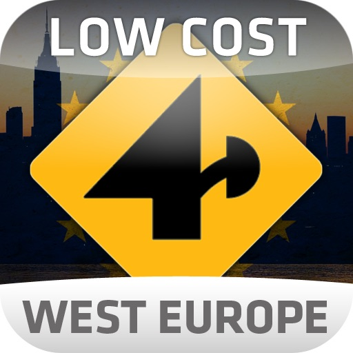 Nav4D WEU - LOW COST icon
