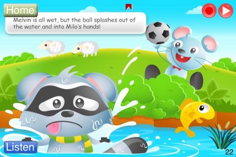 Speech with Milo: Interactive Storybook screenshot-3