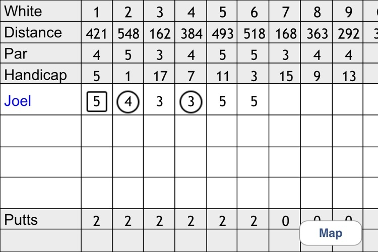 oGolf: Free Golf GPS screenshot-3