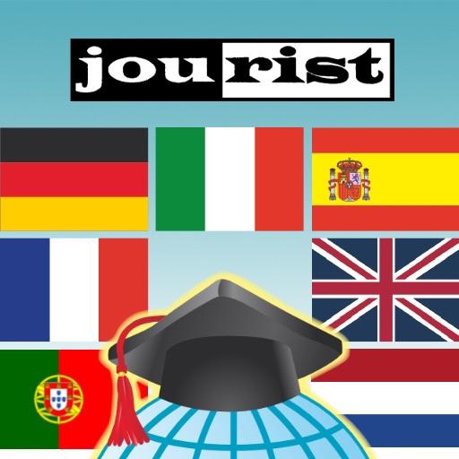 Trener Słownictwa Jourist. Europa Zachodnia