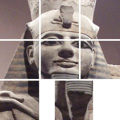 aQ's Pro Slider Puzzle: Egypt