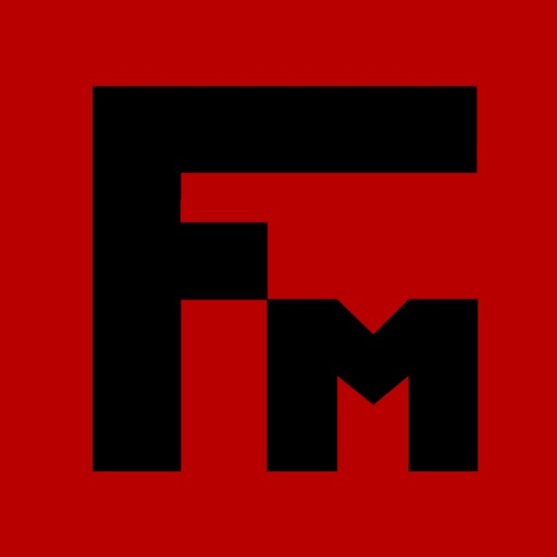 FMFinder - music discovery and recommendations icon