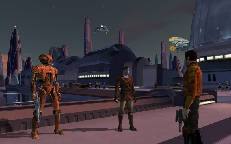 Screenshot #2 for Star Wars®: Knights of the Old Republic®