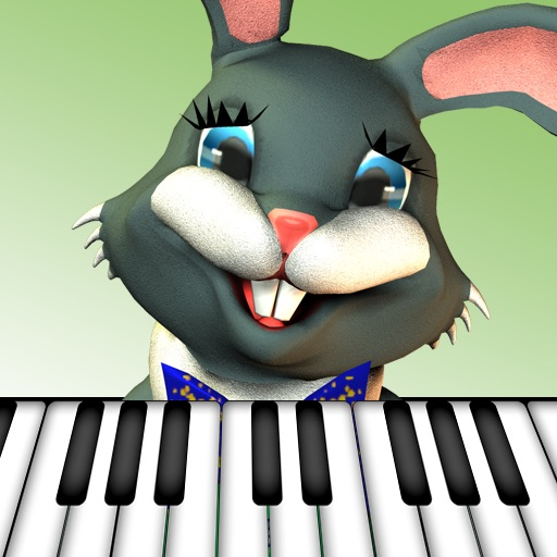 Easter Bunny's Kids Piano