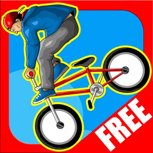 A BMX Freestyler Bike Trick Free Racing Game