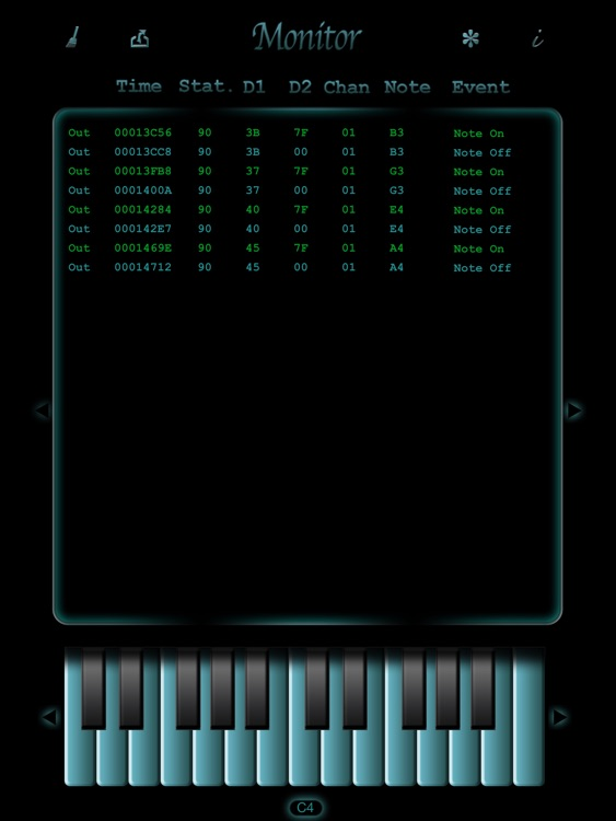 Midi Tool screenshot-0
