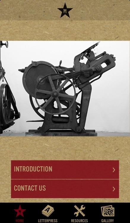 Letterpress Handbook
