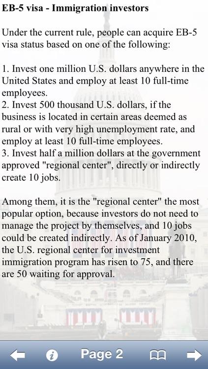 U.S. Immigration FAQ