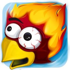 Raketenhuhn (Rocket Chicken)